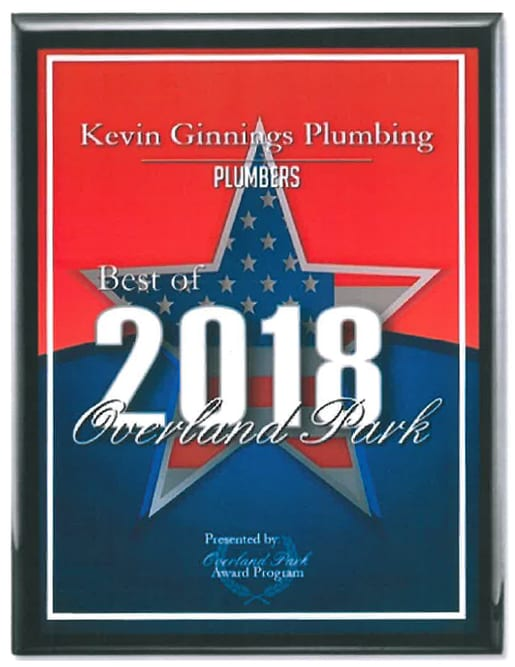 Best of 2018 Overland Park Award