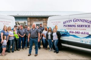 Our Team at Kevin Ginnings Plumbing Service