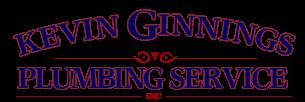 Kevin Ginnings Plumbing Service Logo