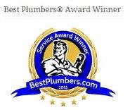 2015 Best Plumber Award Winner